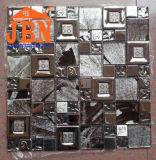 Mosaico de vidrio plata laminado del corredor (M655003)
