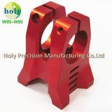 中国のベテランの製造者CNCのオートバイの茎のためのアルミニウムオートバイの部品