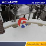 Бутылки эфирного масла Rvf доверия машина алюминиевой заполняя покрывая
