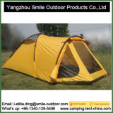Barraca de acampamento Backpacking de pouco peso da família da qualidade superior
