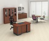 Het houten Uitvoerende Bureau van de Manager van het Bureau van de Computer van het Kantoormeubilair voor Werkgever