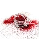 Rote Farben-Funkeln-Staub, Funkeln-Puder für Fertigkeiten