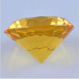 100개 mm 훈장을%s 큰 크기 수정같은 유리 다이아몬드 돌에게 하는 고품질 손