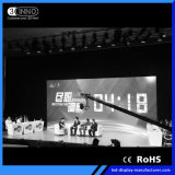 P3.91мм высокая частота обновления экрана со светодиодной подсветкой RGB SMD аренда