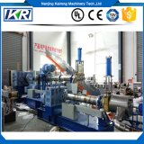 El PP de peletización PE máquina para la película de plástico reciclado y rallar