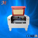 Machine de gravure classée par coutume de laser avec 2 têtes de laser (JM-750T-CCD)