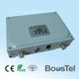 repetidor móvel do sinal da faixa larga de 25dBm 70dB G/M 900MHz