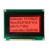 128*64 [لكد] وحدة نمطيّة شاشة, رسم بيانيّ عرض, إجراءات