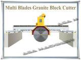 Каменный автомат для резки блока для мрамора гранита (DQ2500)