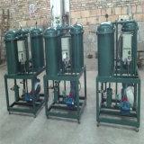 標準使用されたディーゼル燃料オイルのろ過によってリサイクルされるプラント