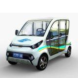 電池式の実用的なカート4のシートの電気世帯車