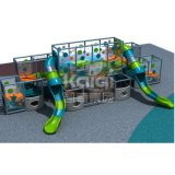 Im Freienspielplatz der kletternden Serie für Kind-Vergnügungsparks