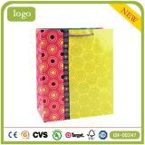 Polka Dot шаблон моды арт двойной цвет подарок бумажных мешков для пыли