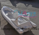 China 19FT barco de pesca insuflável Recreativo Sport Costela de Lazer
