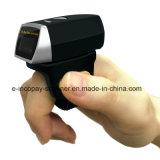 Icp-Er2 2D-Мини-палец кольцо Bluetooth Портативный сканер штрих-кодов для промышленности/Warehourse и Ios/Android /Windows