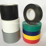 Tubo negro protector de las compras del calor del encogimiento del tubo del PVC de la cinta en línea del abrigo que envuelve la cinta