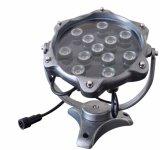 12W 9W Projector LED redonda em destaque