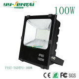 Holofote LED impermeável IP66 para a iluminação externa (YYST-TGDTP1-100W)