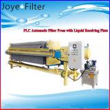Ручное давление камерного фильтра Jack для обработки нечистоты