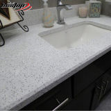 専門のプロジェクトの供給の店CADのデッサンの台所カウンタートップの純粋で黒い水晶
