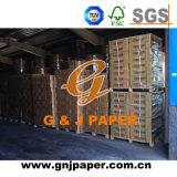 Una buena calidad de color Woodfree papel utilizado en la impresión portátil