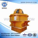 Le sable de générateur de sable de série de Scb faisant et formant la fabrication de sable de machine granulent la machine