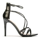 方法バックルの女性のサンダルの厚いハイヒールの女性夏の靴