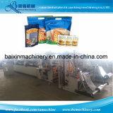 Marca de Binhai cremallera Stand up Pouch haciendo maquinaria