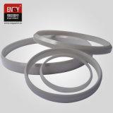 Mejores Priceink Almohadilla de Taza de cerámica de la impresora Impresión Ringpad Oval Anillo de cerámica de la copa de tinta