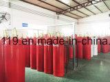 Sistema automático del extintor de la venta al por mayor Hfc227ea FM200 de la fábrica de China Guangdong