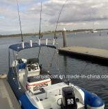 5.2M Liya China costela barco inflável Militar de barco com Motor