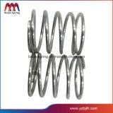 Petit ressort de compression de bobine avec le zinc /Nickel