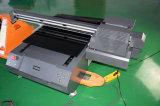Impresora doble ULTRAVIOLETA directa del canal 7-Color de la pista 12 de Digitaces Byc168-6b LED de la venta de la fábrica