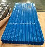 Het anti Dak Materiaal GolfPPGI van het Metaal Corrossion voor Dak en Muur