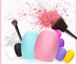 Brosse de maquillage de silicium de vente chaude nettoyant Tapis Nettoyage des brosses de cosmétiques
