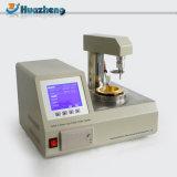 2017 aparatos abiertos automáticos del punto de inflamación de la taza del aceite de motor Hzks-3