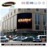 Alta cartelera al aire libre del brillo P10 LED para hacer publicidad