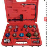 21 PCS 빨간 덮개 냉각 장치 및 Radiatorcap 압력 검사자