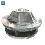 Rouleau de meulage acier large Casting pour moulin Vertical pièces de rechange