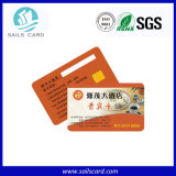 ISO55287816 Sle Sle5542 Контактные смарт-карт