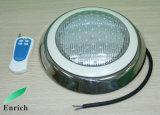 Il tipo piscina del montaggio di superficie del LED illumina gli indicatori luminosi subacquei