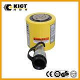 Profilo basso martinetto idraulico a semplice effetto di altezza ridotta di serie di Rcs
