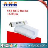 Mini programa de lectura micro de la tarjeta inteligente del USB para el teléfono androide