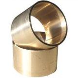 Carcaça de bronze da elevada precisão para a peça de maquinaria