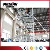 El andamio estable fácil instala el andamio usado andamio movible para la venta