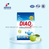 poudre superbe de blanchisserie de marque de 1kg Diao avec le module espagnol