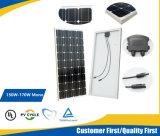 제조 PV Module18V 140 - 170W Mono&Poly 태양 전지판