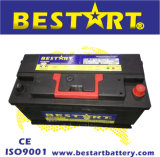 12V Standard 100ah DIN Refillable Car Because Battery 60038-MF