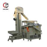 쉬운 운영 곡물 Destoner 기계 또는 이동할 수 있는 곡물 세탁기술자 또는 벼 씨 세탁기술자