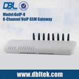 8개의 포트 VoIP GSM 게이트웨이 GoIP-8